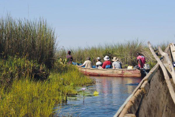 Wildnisse Zambias